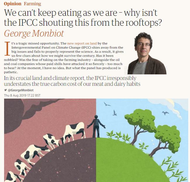 https://www.theguardian.com/commentisfree/2019/aug/08/ipcc-land-climate-report-carbon-cost-meat-dairy